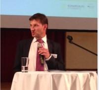 """Dr. Martin Elsberger, Leiter des Referats """"Energieinfrastruktur, Netze"""" aus dem Bayerischen Staatsministerium für Wirtschaft und Medien, Energie und Technologie"""